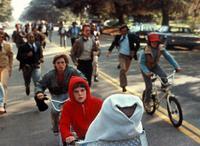 【ET】自転車に乗って逃げる